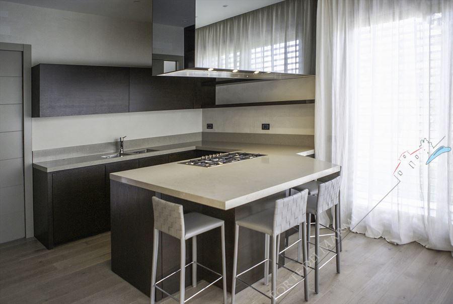 Villa Tramonto del Mare  : Kitchen