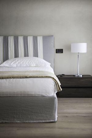 Villa Tramonto del Mare  : спальня с двуспальной кроватью
