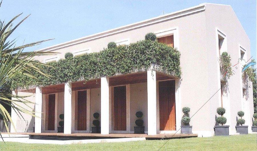 Villa Colombo : Vista esterna