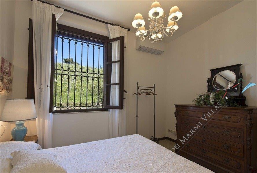 Villa Vineyard : Camera matrimoniale