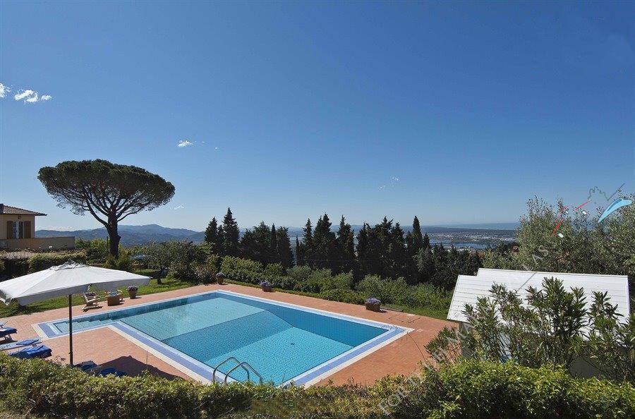 Villa Vineyard : Piscina