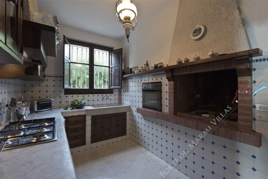 Villa Vineyard : Cucina