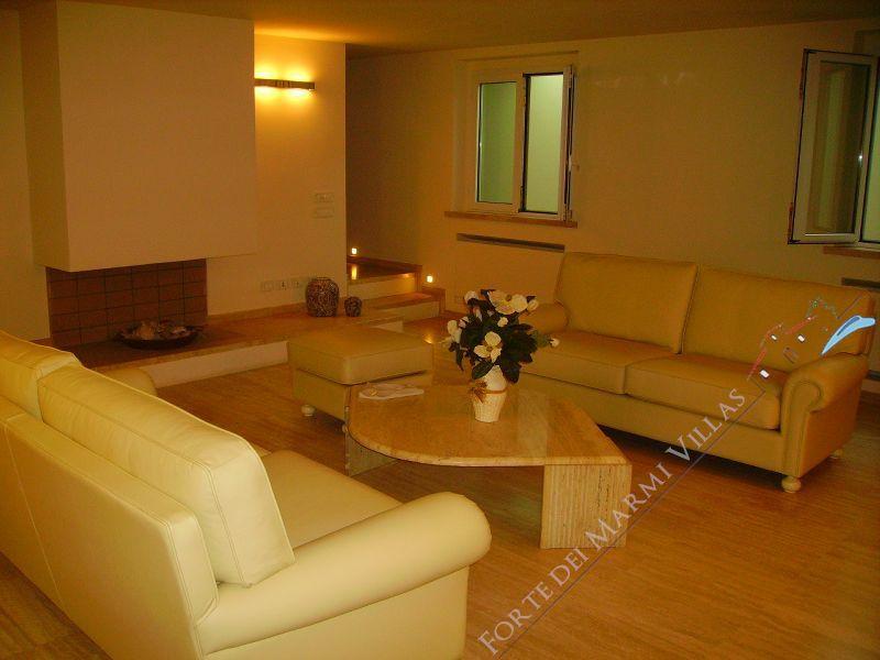 Villa Acquamarina : Living room