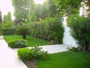 Villa Acquamarina : Сад