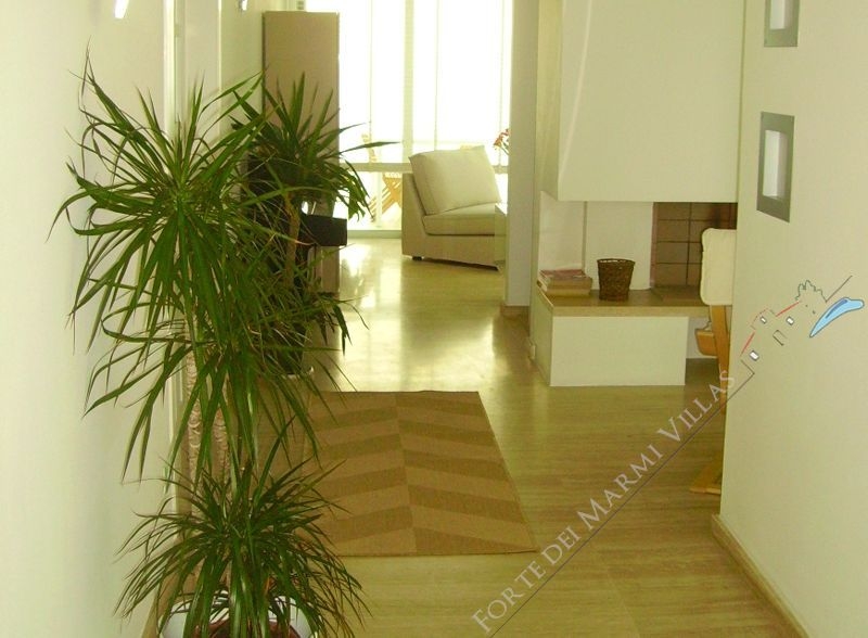 Villa Acquamarina : Inside view