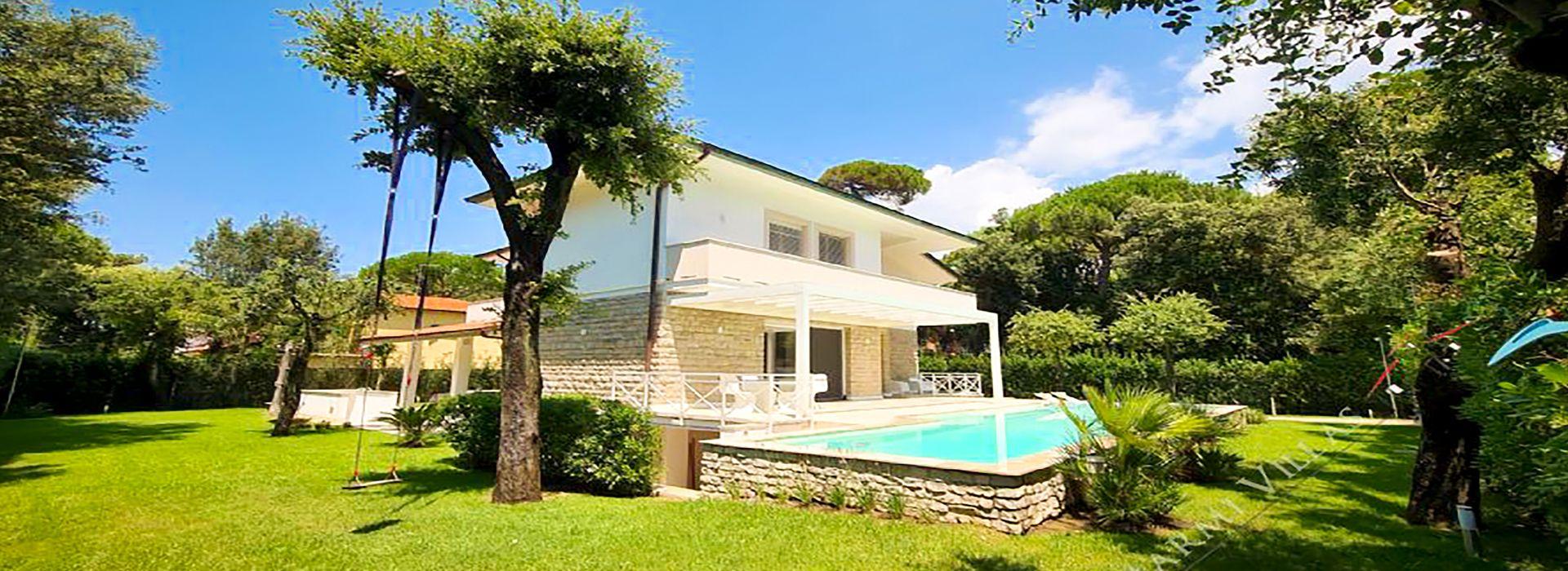 Villa Aeternitas Villa singola  in affitto  Forte dei Marmi