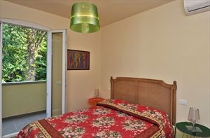 Villa Alloro : Double room
