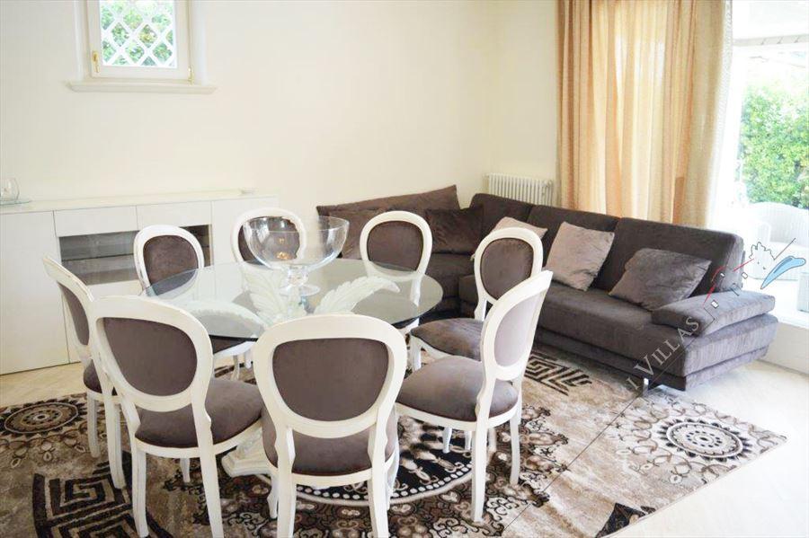 Villa Bianca : Dining room