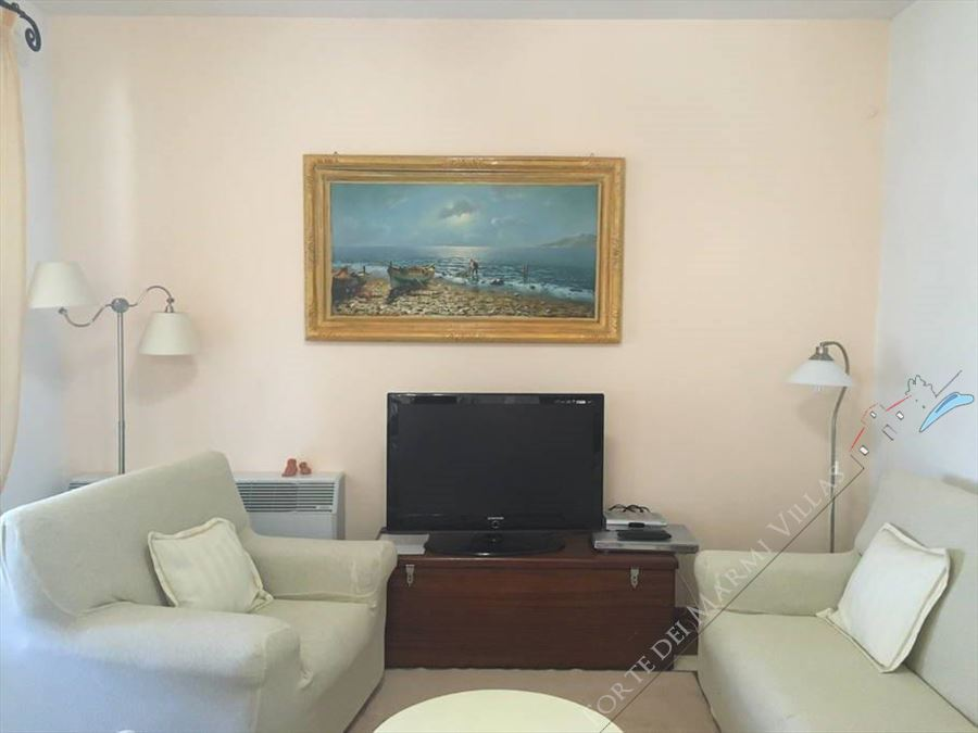 Villa del Duca : Salotto