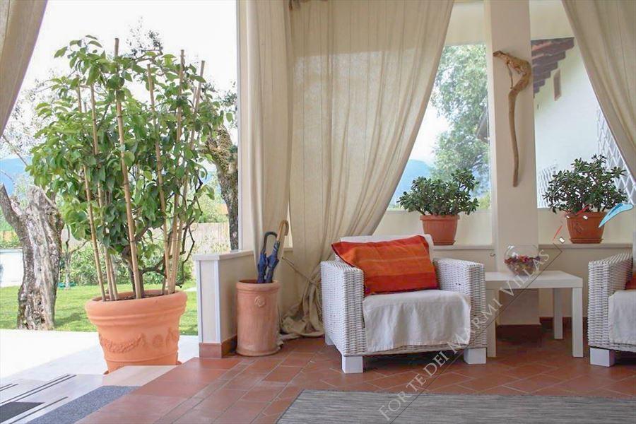 Villa del Duca : Vista esterna