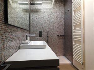 Appartamento Cielo Azzurro : спальня с двуспальной кроватью