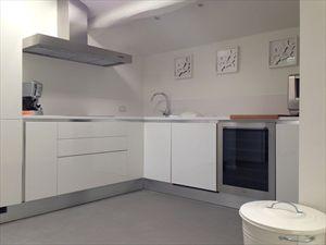 Appartamento Cielo Azzurro : Кухня
