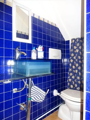 Appartamento Donatella  : Bathroom with shower