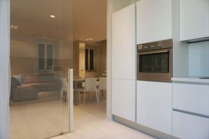 Appartamento Elite Luxe : Kitchen