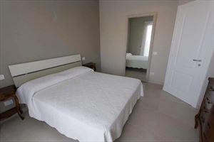 Appartamento Forte Monte  : спальня с двуспальной кроватью