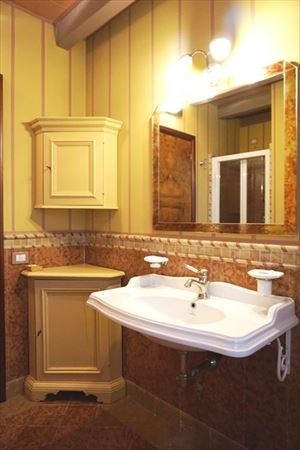 Appartamento Gold : Bathroom with shower