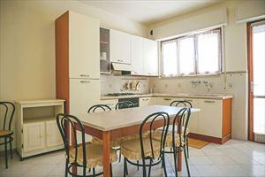 appartamento Vale 2 vista mare  : Кухня