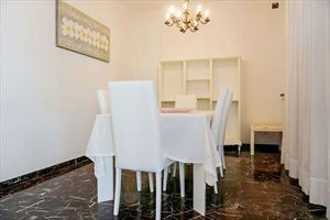 appartamento Vale 2 vista mare  : Dining room