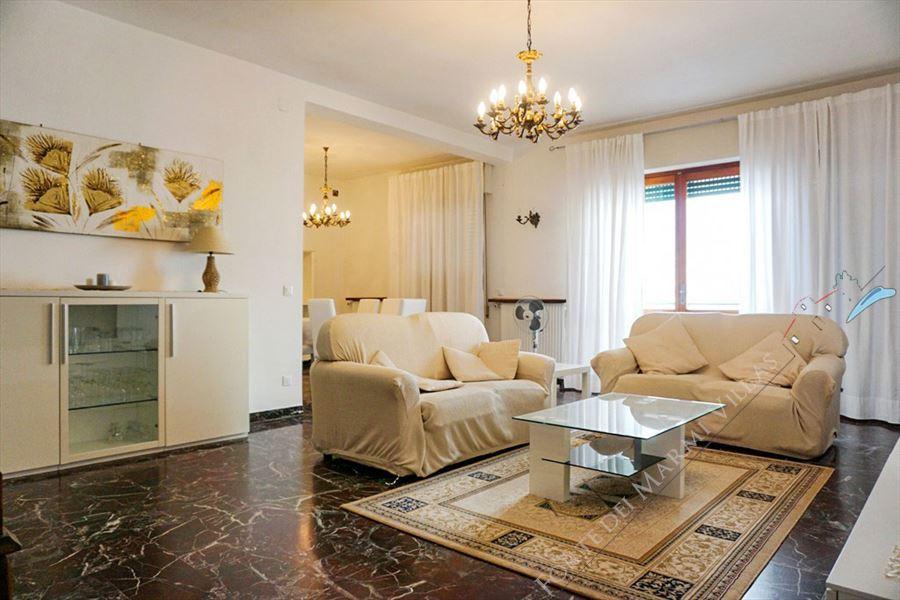 appartamento Vale 2 vista mare  - appartamento in affitto Forte dei Marmi