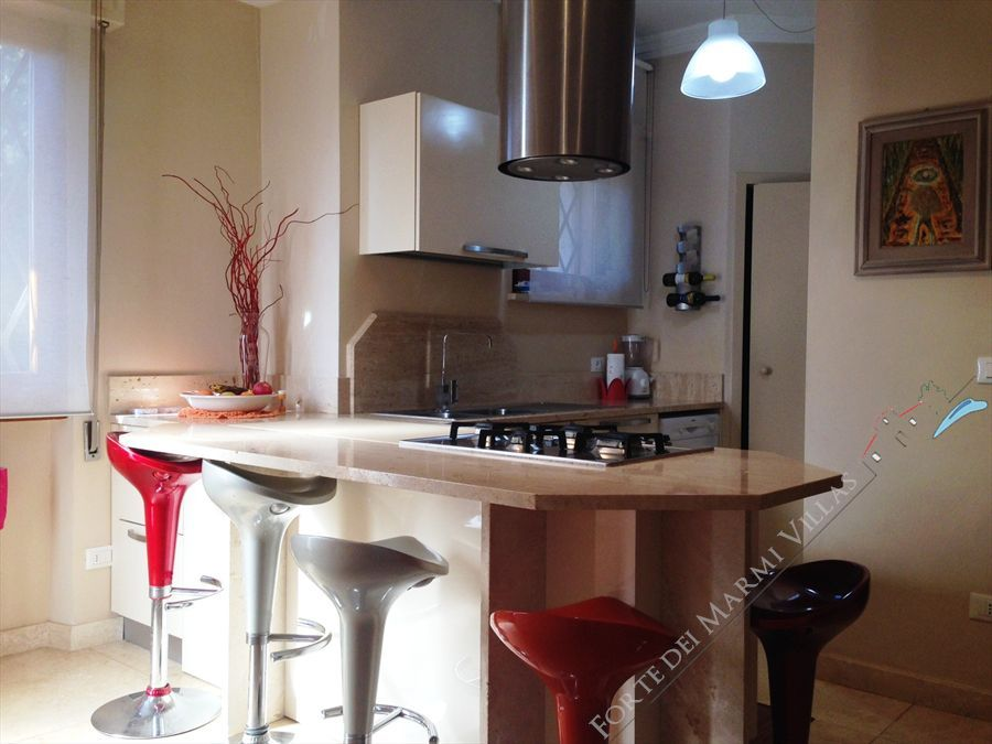 Appartamento Corallina : Kitchen