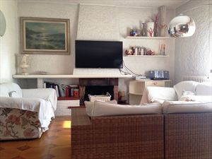 Appartamento Corallina : Гостиная