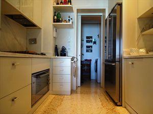 Appartamento Fiascherino : Kitchen