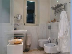 Appartamento Fiascherino : Ванная комната