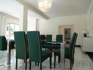 Appartamento Augusto : Столовая