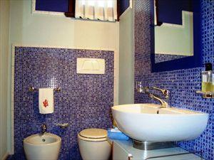Appartamento Azzurro : Ванная комната