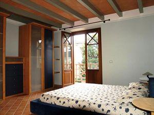 Appartamento Azzurro : Спальня