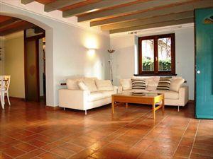 Appartamento Azzurro : Гостиная