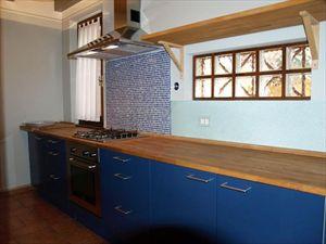 Appartamento Azzurro : Кухня