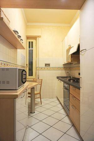 Appartamento in centro storico : Кухня
