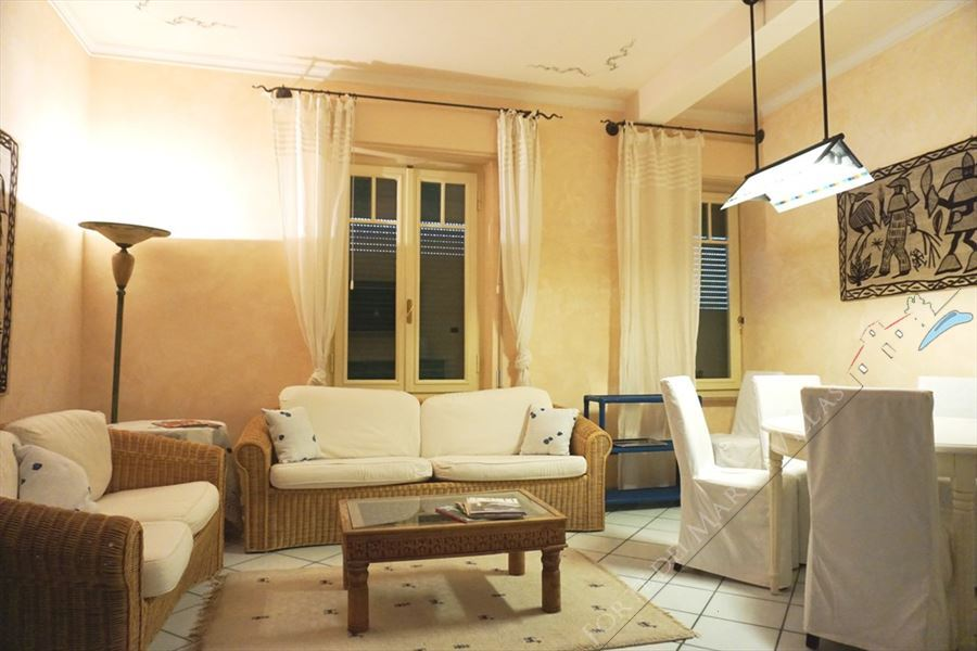 Appartamento in centro storico - appartamento in affitto Forte dei Marmi