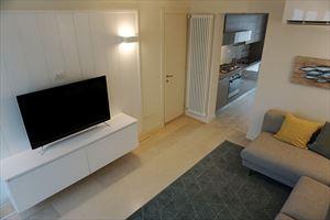 Appartamento Fiorenza : Гостиная