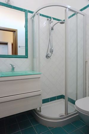 Appartamento La Corte : Bathroom with shower