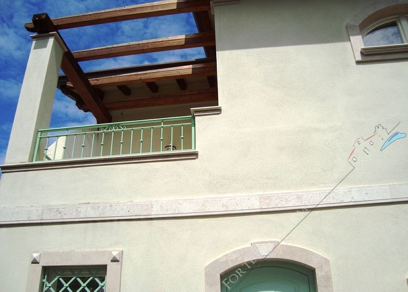 Villa Gelato semi detached villa to rent and for sale Cinquale