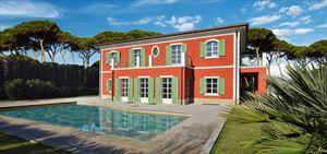 Villa Tiziano: Detached villa Forte dei Marmi
