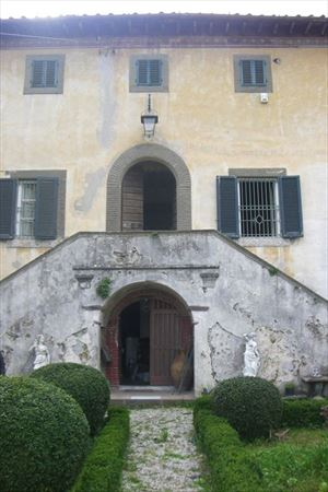 Villa Cipollini : Outside view
