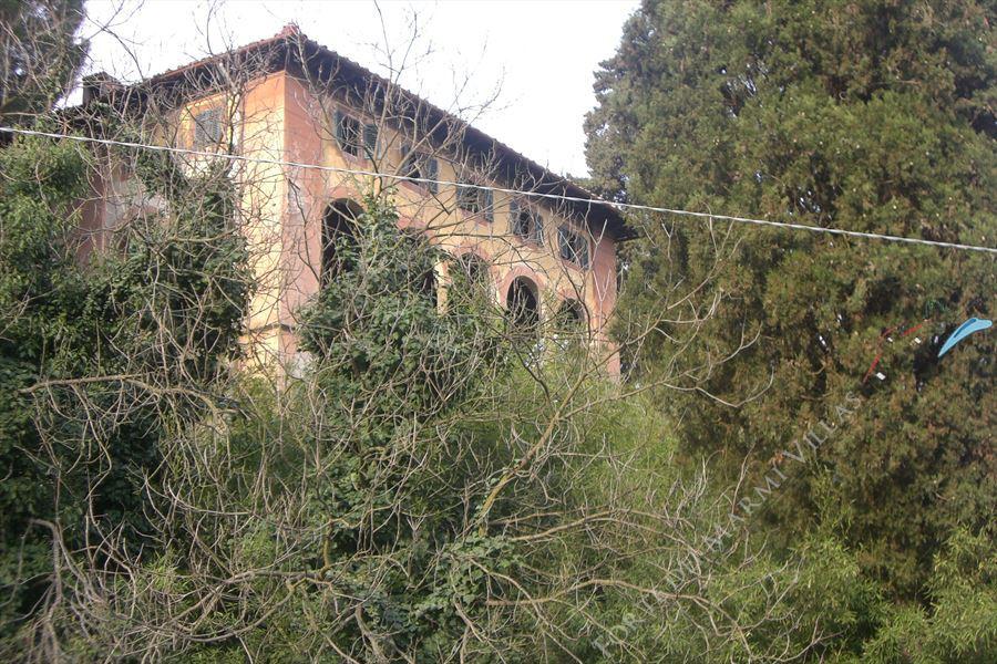 Villa Cipollini : Vista esterna