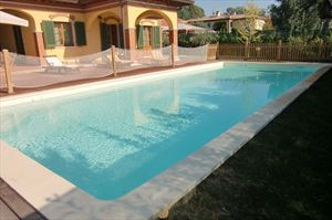 Villa Imperiale : detached villa to rent and for sale Vittoria Apuana Forte dei Marmi