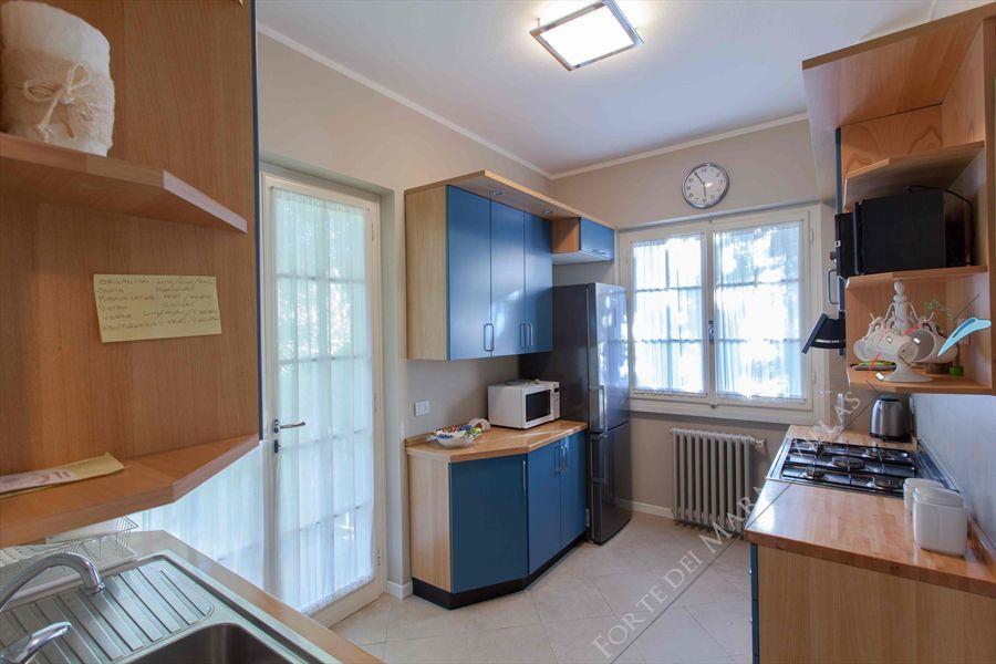 Villa Marina  : Kitchen