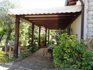 villa  del  Roseto : Вид снаружи