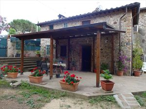 Villa Max  : Semi detached villa Camaiore