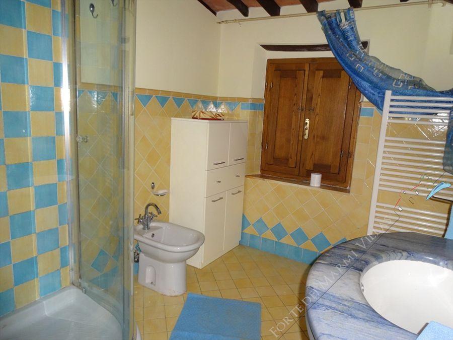 Villa Max  : Bagno con doccia