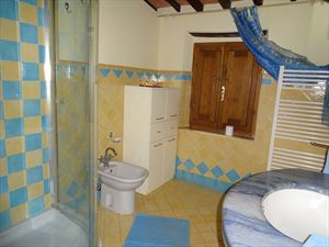 Villa Max  : Bathroom with shower