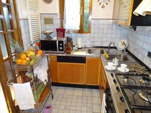 Villa  Fenice  : Kitchen