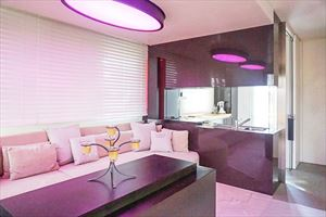 Villa Soul : Гостиная