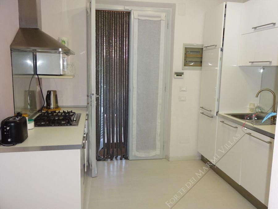 Villa  il Sogno  del mare                                : Kitchen