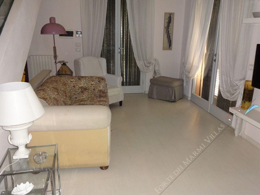 Villa  il Sogno  del mare                                : Living room
